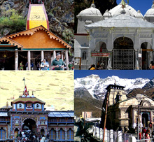 Chardham Tour by Taxi