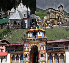 Chardham by Helicopter Tour