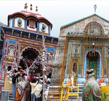 Chardham by Helicopter Packages